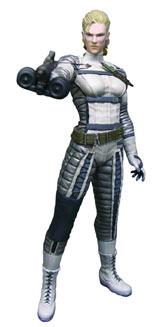 Metal Gear Solid 3 Boss Ultra Detail Action Figure