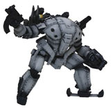Lost Planet 2 PTX-140R Hardballer Action Figure