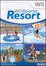 Wii Sports Resort Retail Version