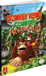 Donkey Kong Country Returns Premiere Guide