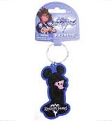 Kingdom Hearts King Mickey Laser Cut Key Ring
