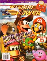 Nintendo Power Magazine Volume 86 Power Previews