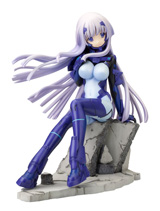 Muv-Luv Alternative Total Eclipse Inia Sestina Plug Suit Ani-Statue