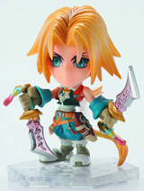 Final Fantasy Trading Arts Kai Zidane Mini Figure