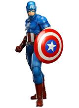 Marvel Comics Avengers Now Captain America Artfx+ Statue