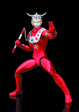 Ultraman Leo Ultra-Act Action Figure
