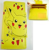 Pokemon Pikachu Long Wallet