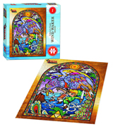 Legend of Zelda Wind Waker Collector's Edition 550 Piece Puzzle