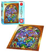 Legend of Zelda Wind Waker Collector's Edition 550 Piece Puzzle
