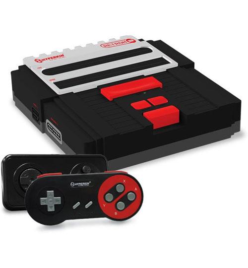RetroN 2 Gaming System Black