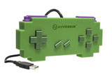 PC/Mac Pixel Art Green USB Controller