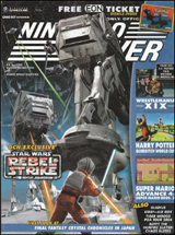 Nintendo Power Volume 173 Star Wars Rogue Squadron III