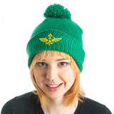 Legend of Zelda Green Pom Beanie