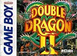 Double Dragon (Instruction Manual)