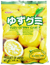 Kasugai Gummy Candy Yuzu 3.59oz