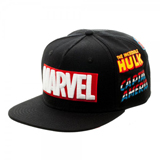 Marvel Full Color Omni Snapback