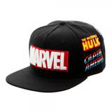 Marvel Full Color Omni Snapback