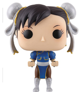 Pop Games Street Fighter Chun-Li Vinyl Figure