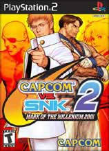 Capcom vs SNK 2 Mark of the Millennium