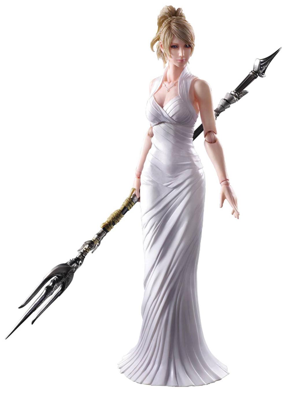 Final Fantasy XV Play Arts Kai Lunafreya Figure