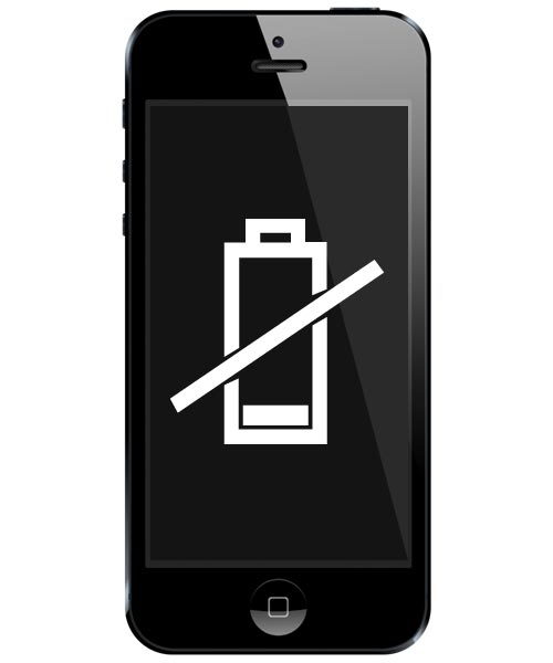 iPhone 5S Repairs: Battery Replacement Service