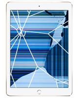iPad Air Repairs: Glass & LCD Assembly Replacement Service White