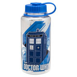 Doctor Who 32 oz Tritan Water Bottle