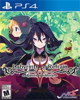 Labyrinth of Refrain: Coven of Dusk (PlayStation 4) boxart