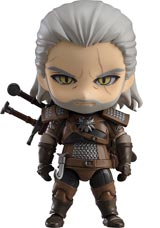 Witcher 3 Wild Hunt Geralt Nendoroid AF