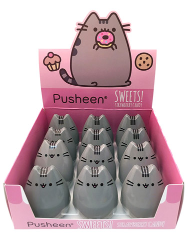 Pusheen Sweets! Strawberry Candy