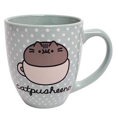 Pusheen Catpusheeno Polka Dot Mug