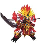 Sangoku Soketsuden 11: Sun Quan Gundam Astray SD Model Kit