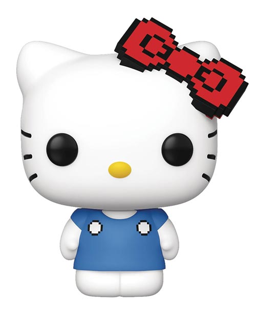 Pop Sanrio Hello Kitty Anniversary Vinyl Figure