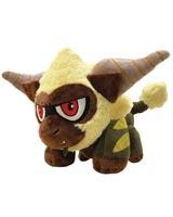 Monster Hunter Rajang Chibi 7 Inch Plush
