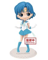 Sailor Moon Eternal Sailor Mercury Q-Posket Figure Light Color