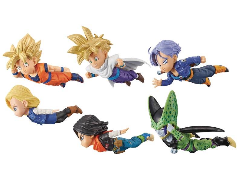 Dragon Ball Z World Collectible Mini Fig V2 BMB all items