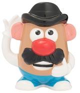 Mr Potato Head 20 oz Sculpted Ceramic Mug