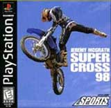 Jeremy Mcgrath Super Cross '98