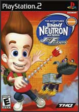 Jimmy Neutron: Jet Fusion