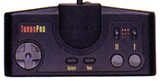 Turbo Grafx 16 Turbo Pad Controller By NEC