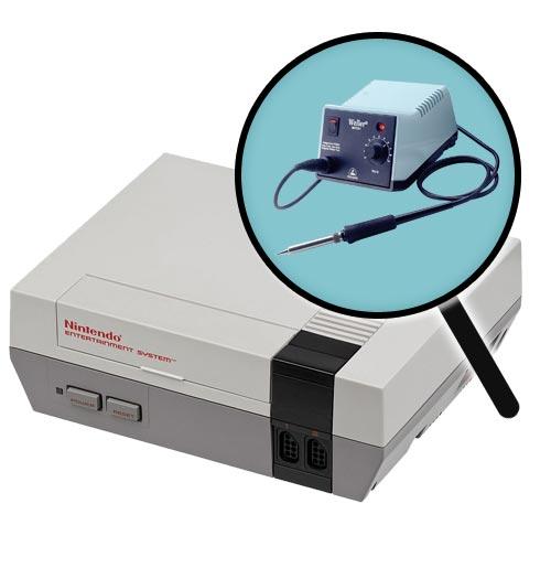 NES System Repair