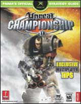 Unreal Championship Official Strategy Guide