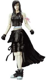 Final Fantasy VII Advent Children Tifa Lockhart Action Figure