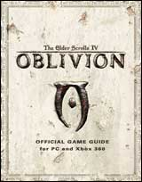 Elder Scrolls IV: Oblivion Official Strategy Guide