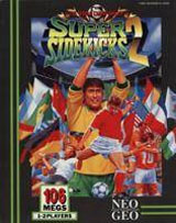 Super Sidekicks 2 Neo Geo AES