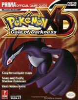 Pokemon XD: Gale of Darkness Prima's Official Strategy Guide