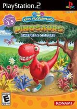 Konami Kids Playground: Dinosaurs Shapes & Colors