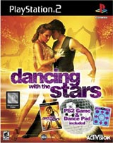 Dancing With The Stars w/ Dance Pad