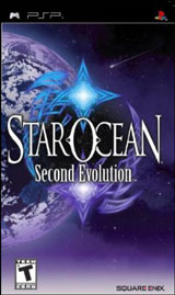 Star Ocean 2: Second Evolution