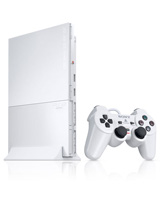 Sony Playstation 2 Model 2 Ceramic White Limited Edition